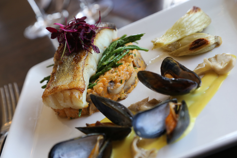 Taste feature at the Quay Thistle hotel on Poole Quay