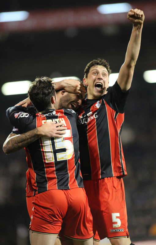 AFC Bournemouth on top form at Craven Cottage